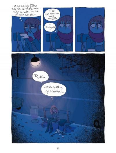 Page 6 la page blanche