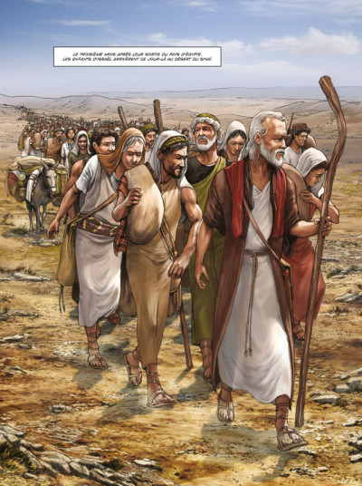 Page 1 la bible, l'ancien testament - l'exode tome 2