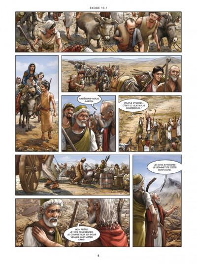 Page 2 la bible, l'ancien testament - l'exode tome 2