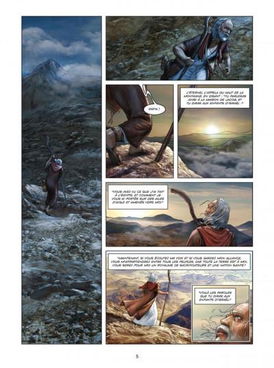 Page 3 la bible, l'ancien testament - l'exode tome 2