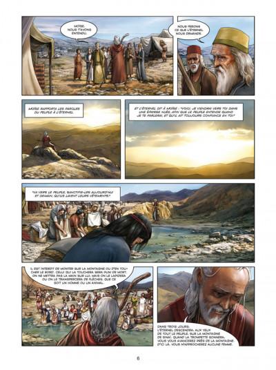 Page 4 la bible, l'ancien testament - l'exode tome 2