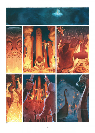 Page 1 7 missionnaires - édition 25 ans Delcourt