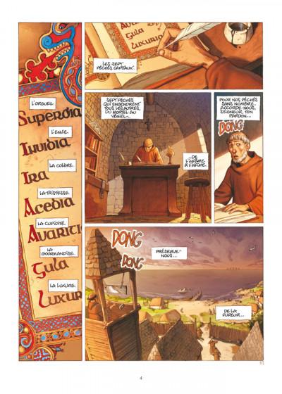 Page 2 7 missionnaires - édition 25 ans Delcourt