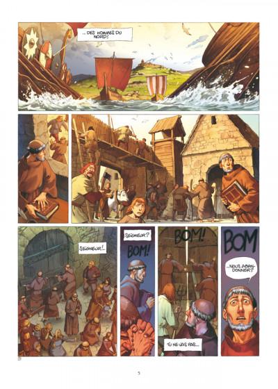 Page 3 7 missionnaires - édition 25 ans Delcourt