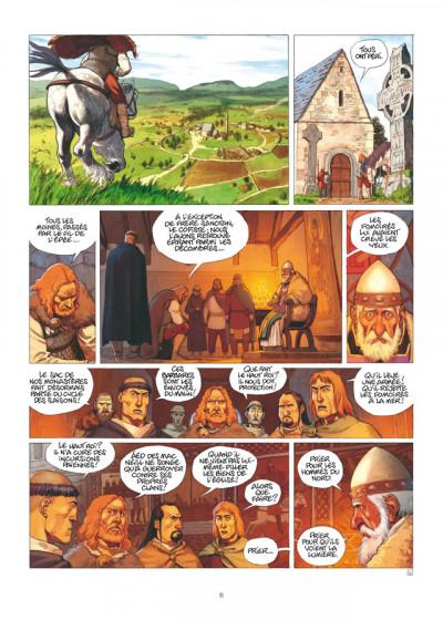 Page 4 7 missionnaires - édition 25 ans Delcourt