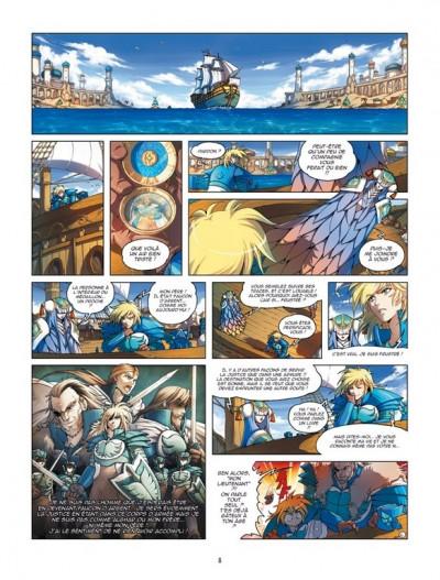Page 6 Les légendaires - origines tome 1