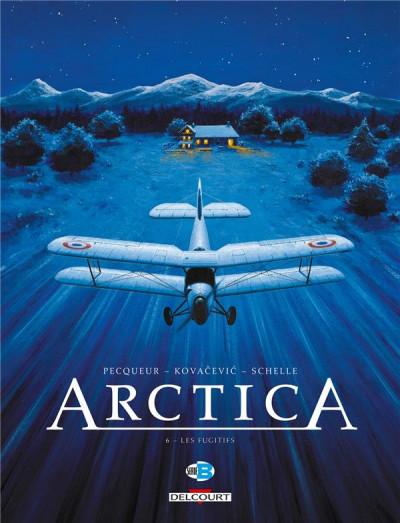 Couverture Arctica tome 6