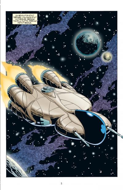 Page 1 Star Wars - les ombres de l'empire tome 2 - évolution