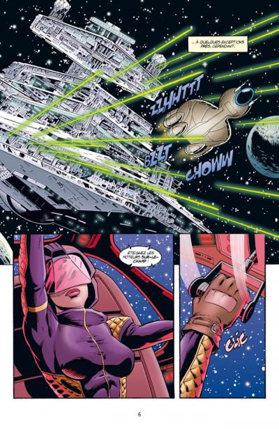Page 2 Star Wars - les ombres de l'empire tome 2 - évolution