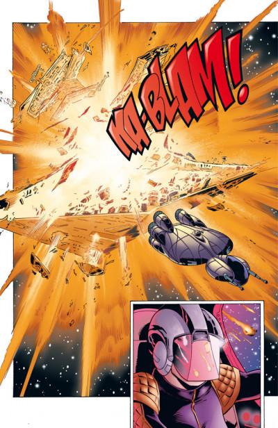 Page 4 Star Wars - les ombres de l'empire tome 2 - évolution