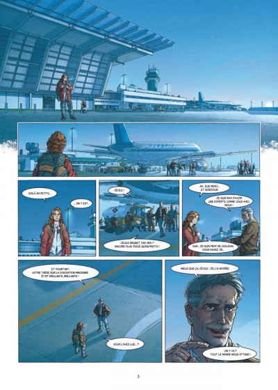 Page 1 la grande évasion ; le labyrinthe