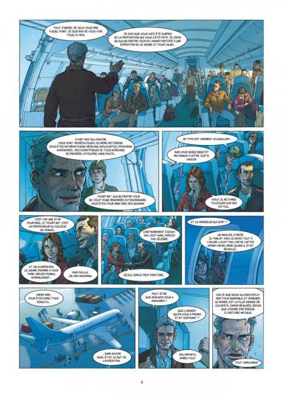 Page 2 la grande évasion ; le labyrinthe
