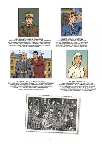 Page 1 les combattants tome 2 - Maréchal, nous voilà