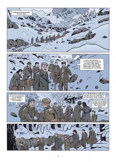 Page 2 les combattants tome 2 - Maréchal, nous voilà
