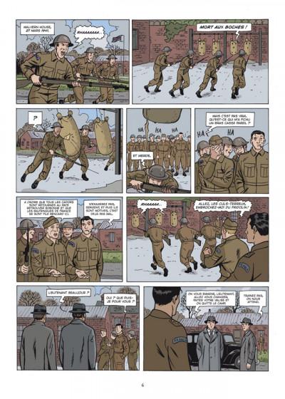 Page 4 les combattants tome 2 - Maréchal, nous voilà