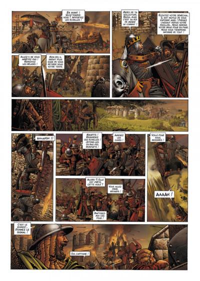 Page 2 Les reines de sang - Aliénor, la légende noire tome 2