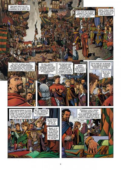 Page 4 Les reines de sang - Aliénor, la légende noire tome 2