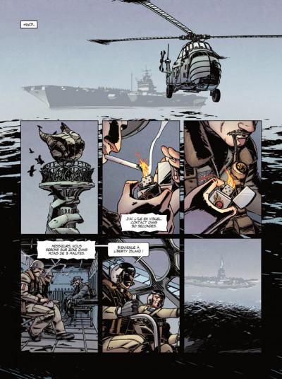 Page 1 jour J T.9 - apocalypse sur le Texas