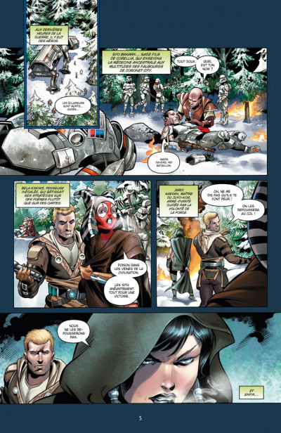 Page 1 Star Wars - the old republic tome 2 - soleils perdus
