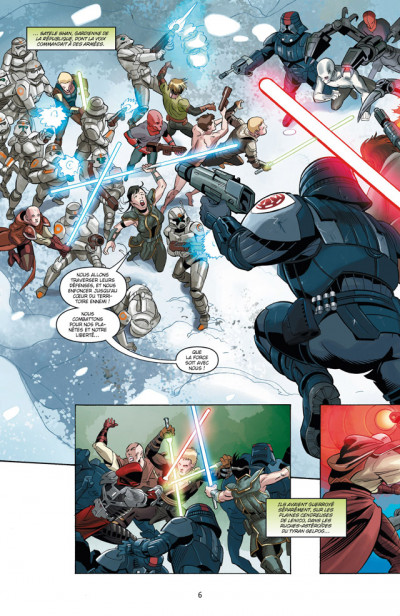 Page 2 Star Wars - the old republic tome 2 - soleils perdus