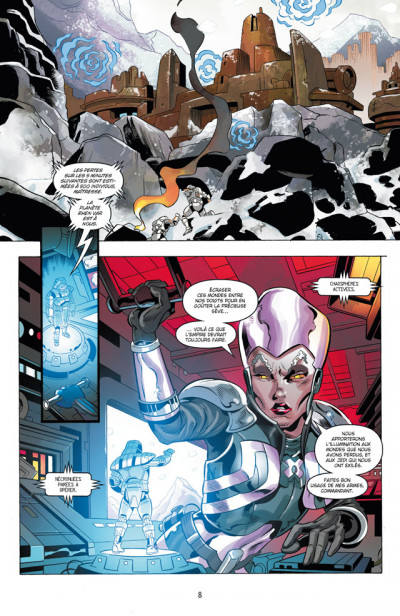 Page 4 Star Wars - the old republic tome 2 - soleils perdus