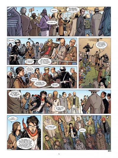 Page 3 masqué tome 2 - le jour du fuseur