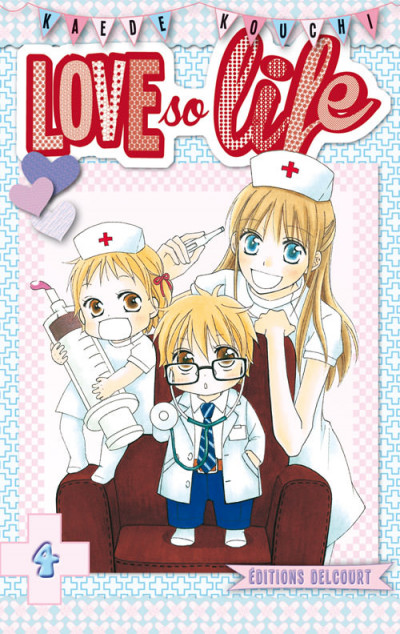 image de Love so life tome 4