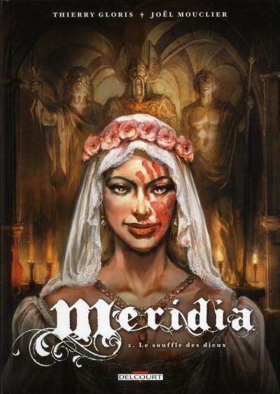 image de Meridia tome 2 - le souffle des dieux