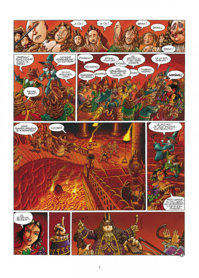 Page 3 de cape et de crocs - intégrale tome 5 et tome 6
