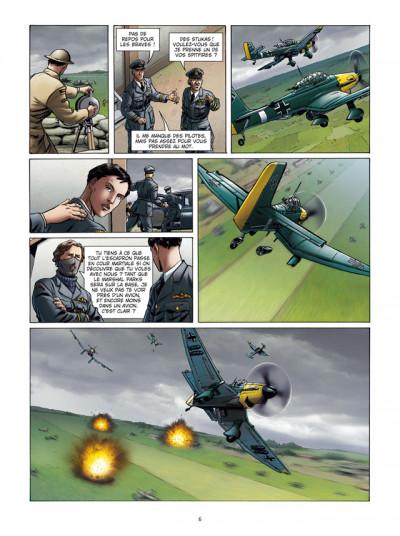 Page 4 Lady Spitfire T.2 - der Henker