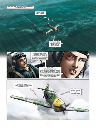 Page 1 Lady Spitfire T.3 - une pour tous et tous pour elle