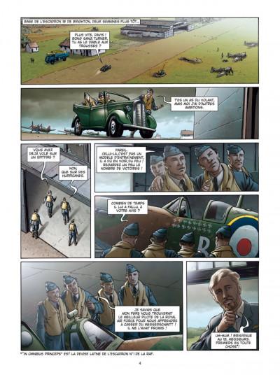 Page 2 Lady Spitfire T.3 - une pour tous et tous pour elle