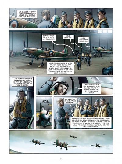 Page 3 Lady Spitfire T.3 - une pour tous et tous pour elle