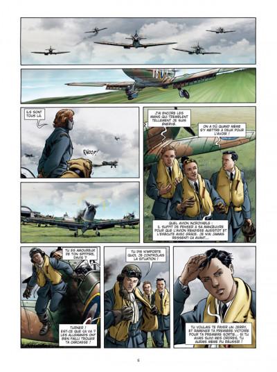 Page 4 Lady Spitfire T.3 - une pour tous et tous pour elle