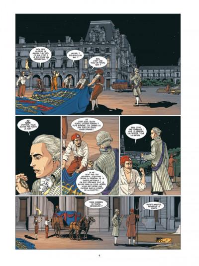 Page 2 jour J tome 11 - la nuit des tuileries