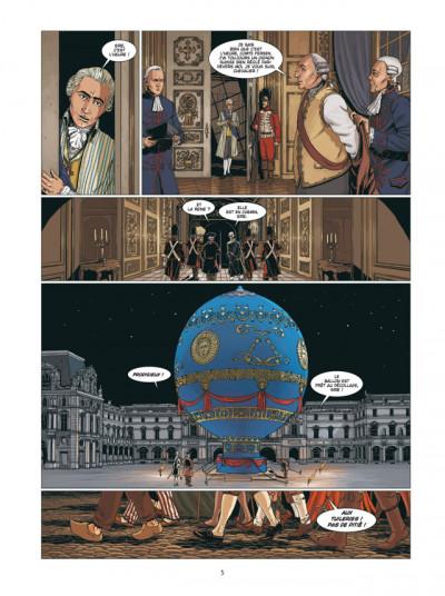 Page 3 jour J tome 11 - la nuit des tuileries