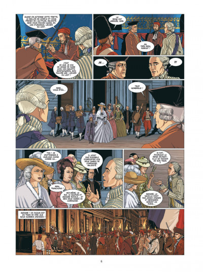 Page 4 jour J tome 11 - la nuit des tuileries