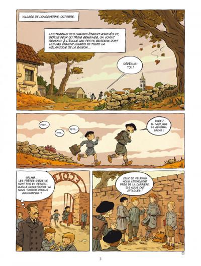 Page 1 la guerre des boutons
