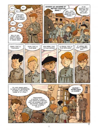 Page 3 la guerre des boutons