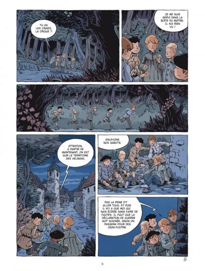 Page 4 la guerre des boutons