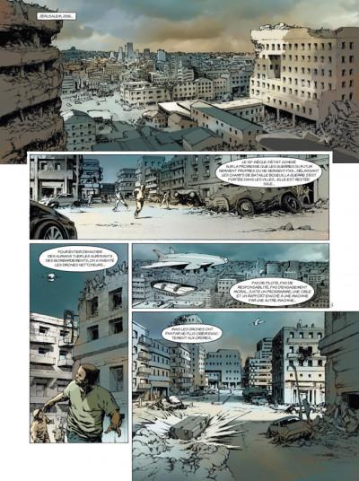 Page 1 Carmen Mc Callum tome 12 - l'eau de Golan