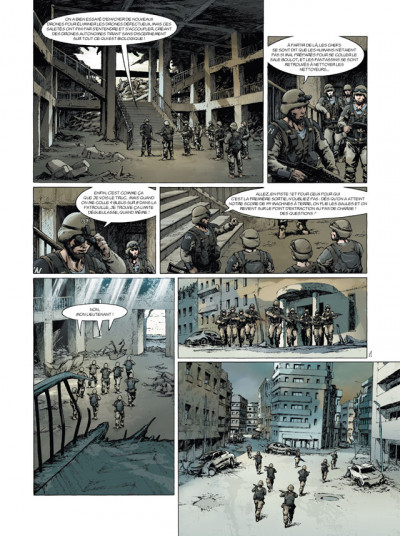 Page 2 Carmen Mc Callum tome 12 - l'eau de Golan