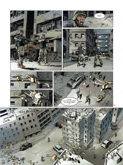 Page 3 Carmen Mc Callum tome 12 - l'eau de Golan