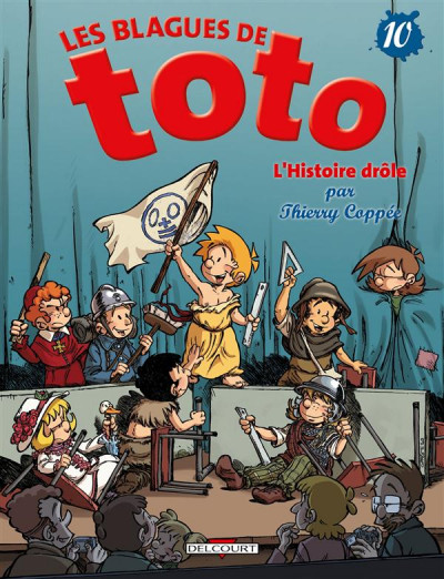 image de Les blagues de Toto tome 10 - l'histoire drôle