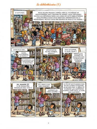 Page 1 Les blagues de Toto tome 10