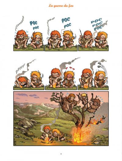 Page 2 Les blagues de Toto tome 10