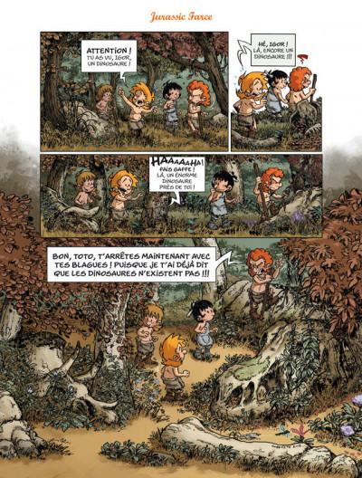 Page 3 Les blagues de Toto tome 10