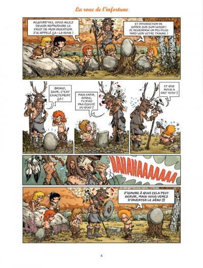 Page 4 Les blagues de Toto tome 10