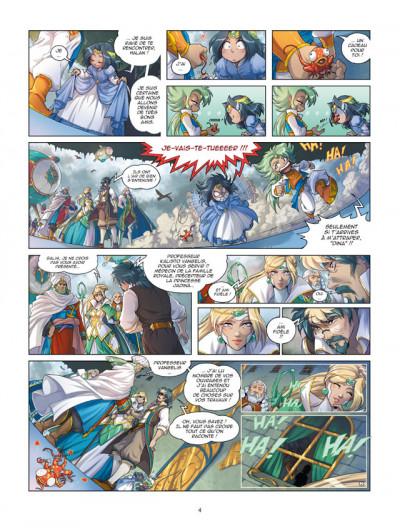 Page 2 Les légendaires - origines tome 2