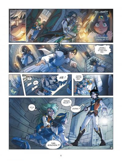 Page 4 Les légendaires - origines tome 2